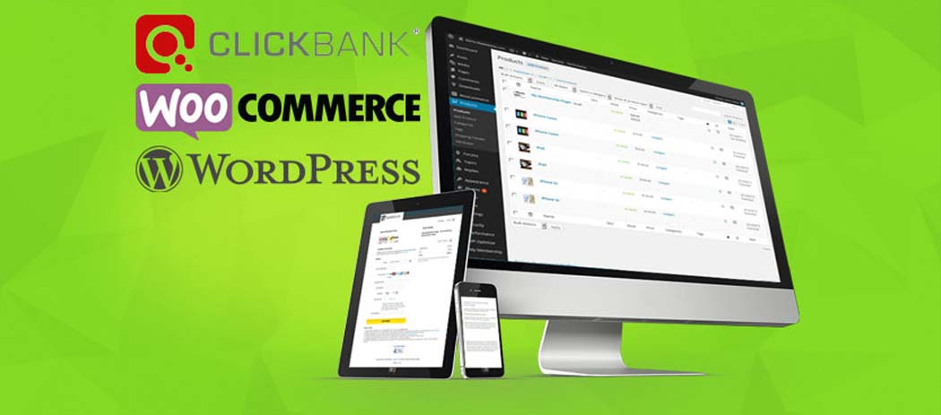 WooClick prepares to launch - WordPress Clickbank Plugin - Launching Soon