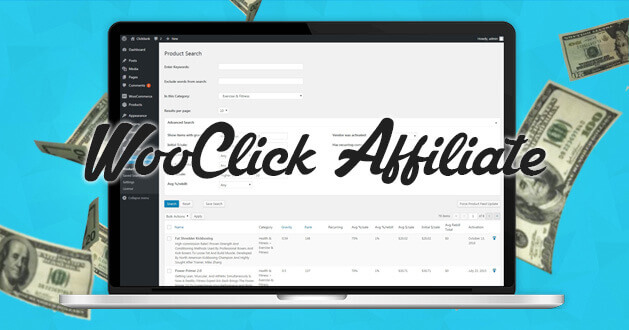 WooClick Affiliate - Sneak Peek: WooClick Affiliate