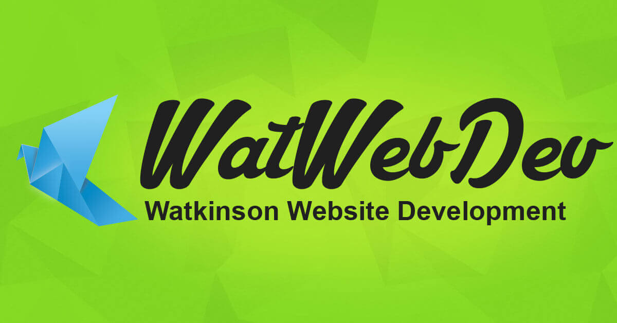Watkinson Website Development logo